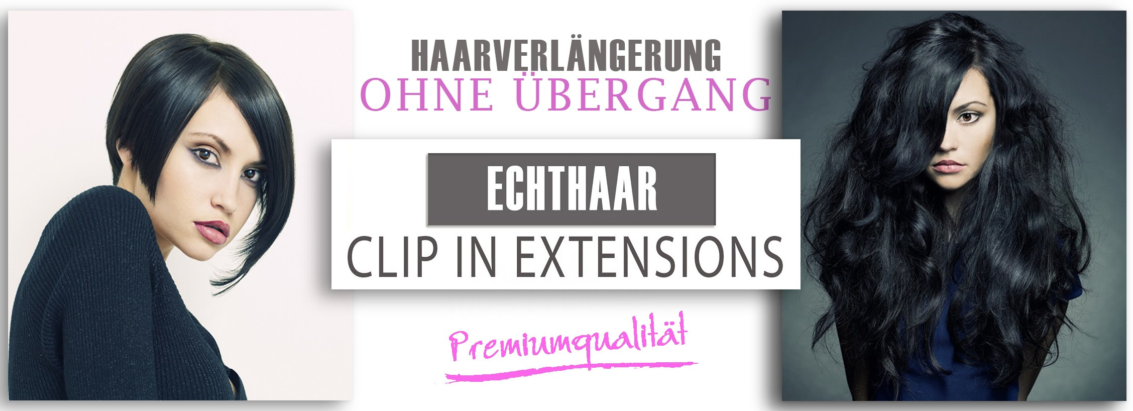 ECHTHAAR CLIP IN EXTENSIONS
