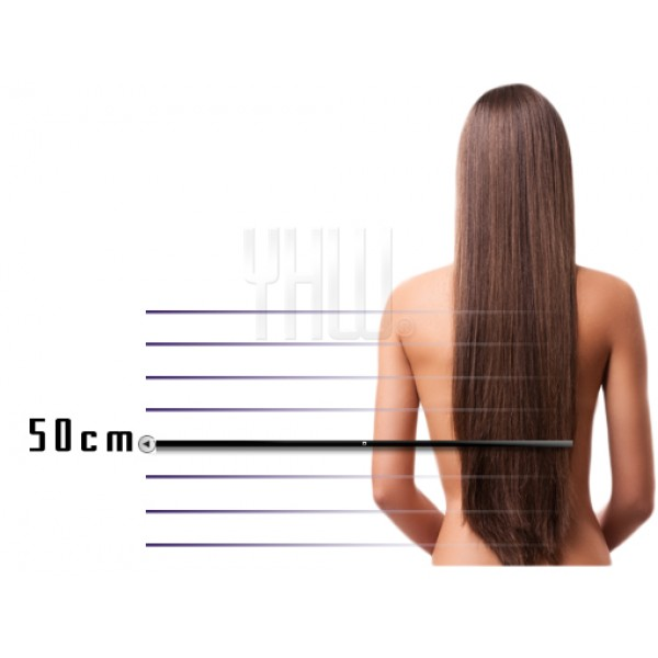 ALL IN ONE - Einteil Clip In Extensions 50 cm Haarlänge